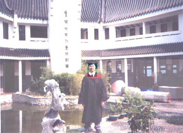 M. Div. graduation photo